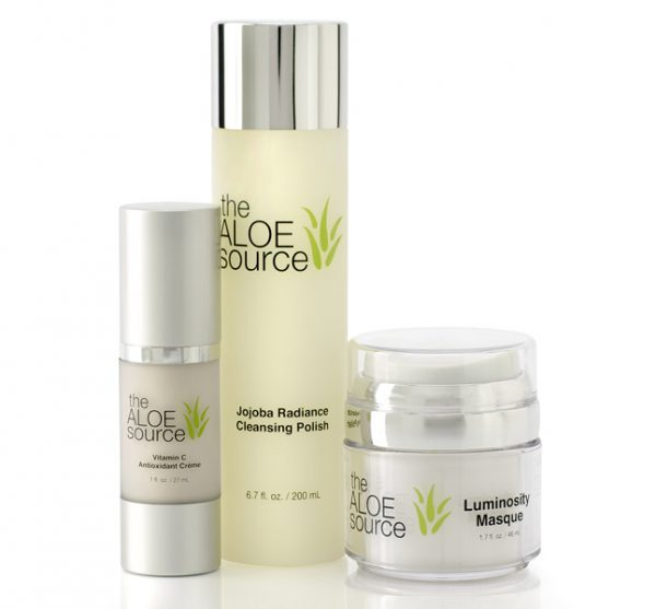 Instant Radiance Treatment Kit